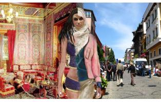 Как и во что мусульманка должна одеваться дома?
