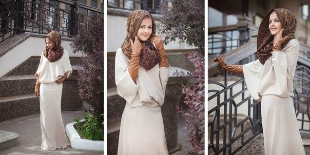 дизайнер мусульманской одежды Диляра Садриева