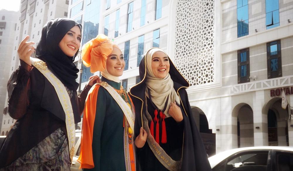 Участницы - Мировой конкурс красоты среди мусульманок Мисс Мусульманка Мира