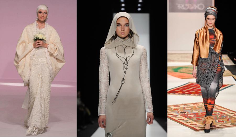 RUSIKO by Jamilya - дизайнер мусульманской одежды