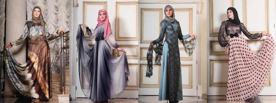 Модная чеченская одежда от Firdaws