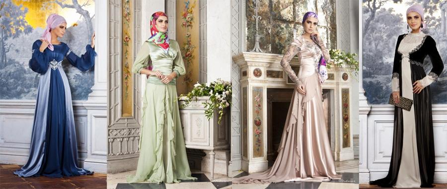 Современная мусульманская одежда от Firdaws