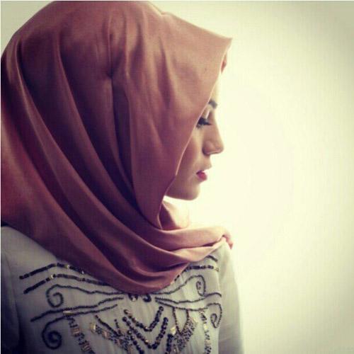 красивая мусульманка на аватарку