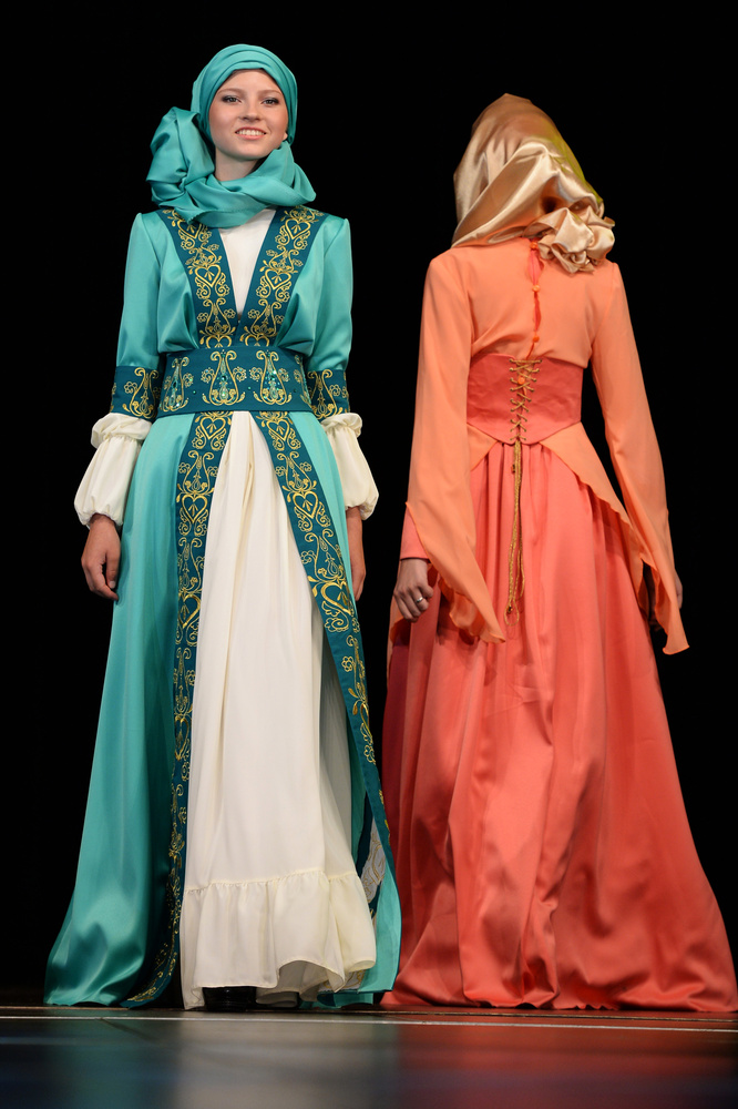 Islamic Fashion 2013