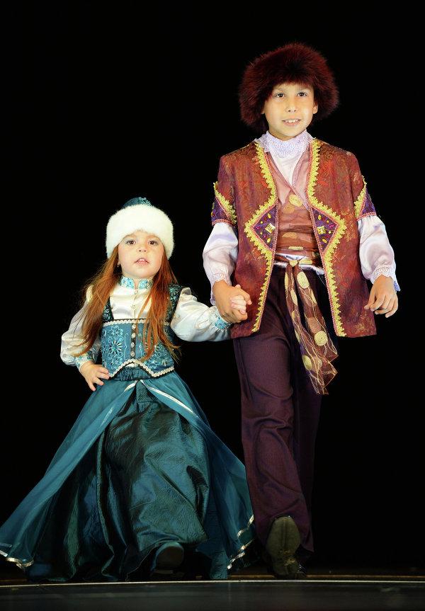 Детская мусульманская одежда фото