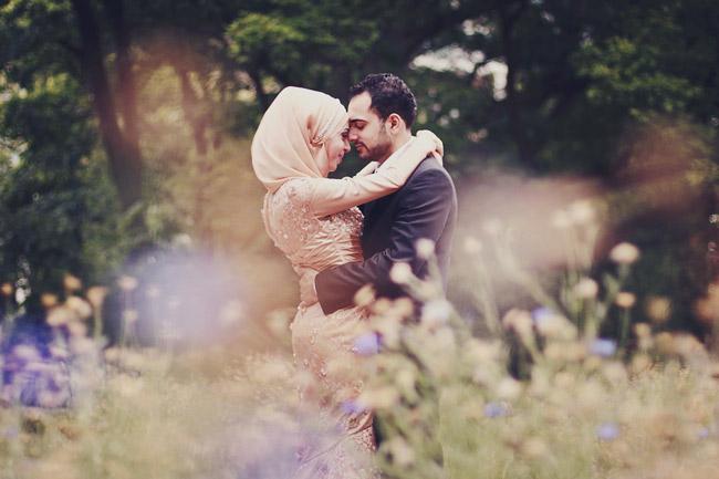 профессиональное фото мусульманской свадьбы