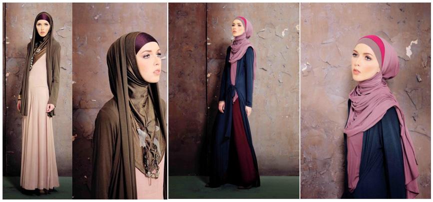 современные мусульманские дизайнерские наряды