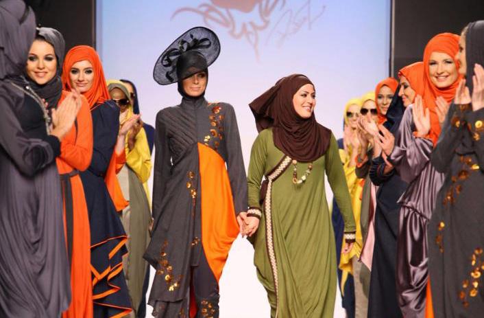 Рабья Заргапур (Rabia Z.) - мусульманский дизайнер одежды