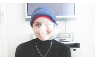Как завязать хиджаб без заколочек и иголочек