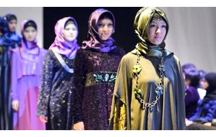 Модный мусульманский Кыргызстан 2013