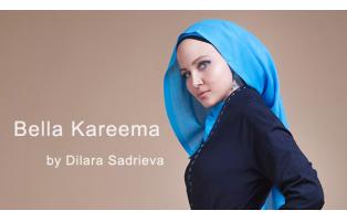 Диляра Садриева и ее марка мусульманской одежды Bella Kareema