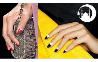 Маникюр мусульманки: можно ли мусульманкам красить ногти?