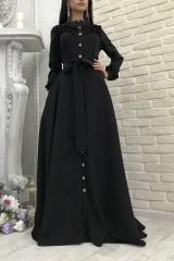 Платье Armani (черный)
