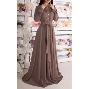 Платье Armani (мокко)