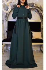 Платье Lana (изумруд)
