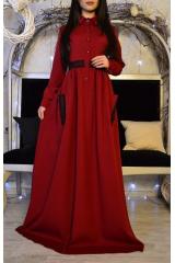 Платье Lana (красный)