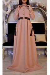 Платье Lana (пыльная роза)