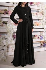 Платье Leila (Черный)
