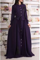 Платье Leila (Синий)