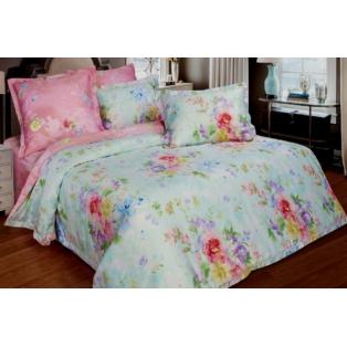Комплект ЕВРО постельного белья Джана